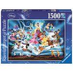 Disney Magical Storybook Puzzle 1500 Pieces