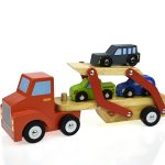 tooky toy car carrier truck