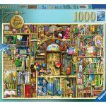 Ravensburger Bizarre Bookshop Puzzle 2 1000 Piece