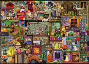 Ravensburger Craft Cupboard 2 1000 Piece