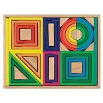 GOKI -Rainbow Blocks (38P)