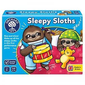 orchard toys sleepy sloth's