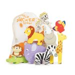 Le Toy Van - Petilou Africa Stacker & Bag
