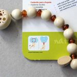 Goki Soother Amber Chain