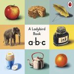 Vintage Ladybird Book of ABC