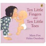 TEN LITTLE FINGERS & TEN LITTLE TOES (BOARD)