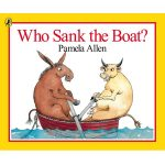 WHO SANK THE BOAT P/B