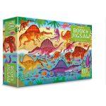Usborne Book and Jigsaw Dinosaurs
