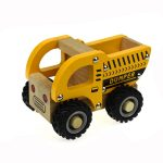 kaper Kidz Yellow Dump Truck