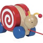 GOKI - Pull Along Snail