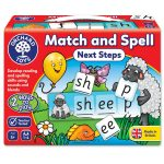 Match and Spell Next Steps (Orchard Toys)